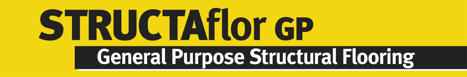 STRUCTAflor General Purpose